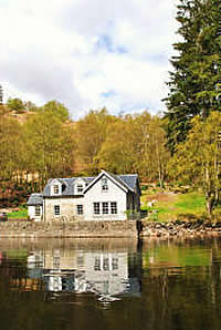 The Old Smiddy Cottage, Loch Katrine