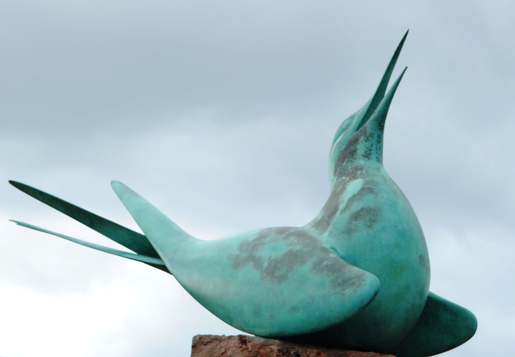 Tern Sculpture