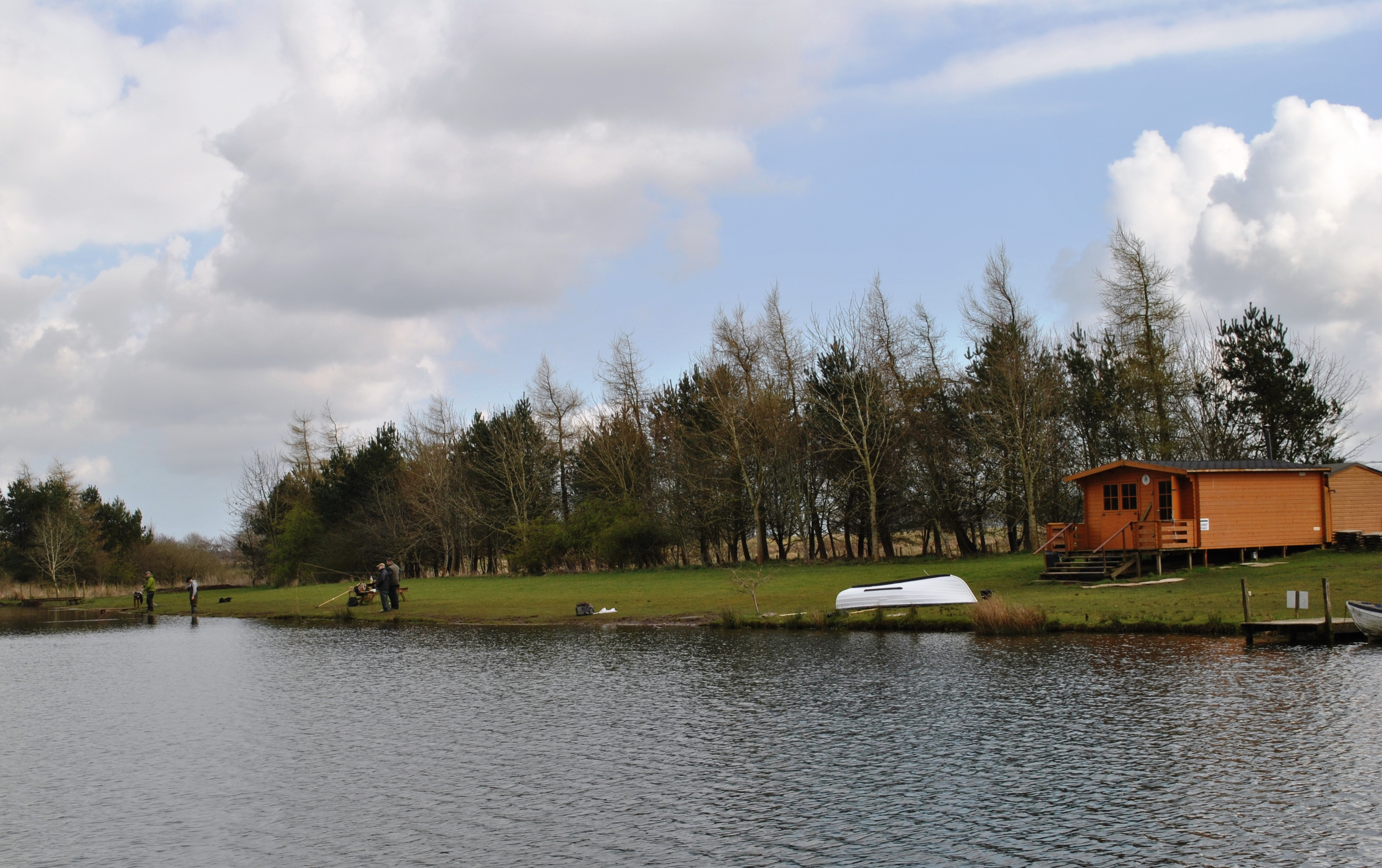 Easter Balado Trout Fishery