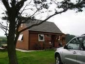 The lodge at Whinney